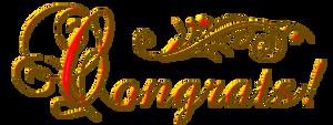 Congrats by Ilenush