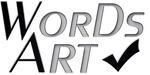 Words Art LOGO by Ilenush