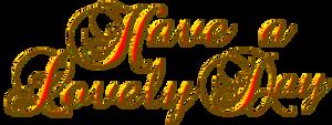 Have aLovelyDay