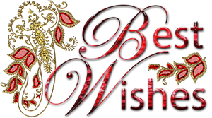 Best wishes by Ilenush