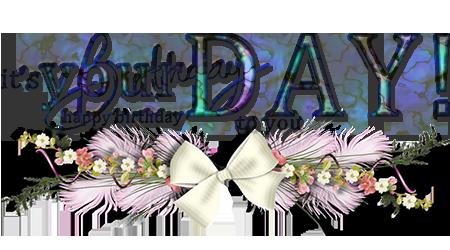 Happy Birthday By Ilenush