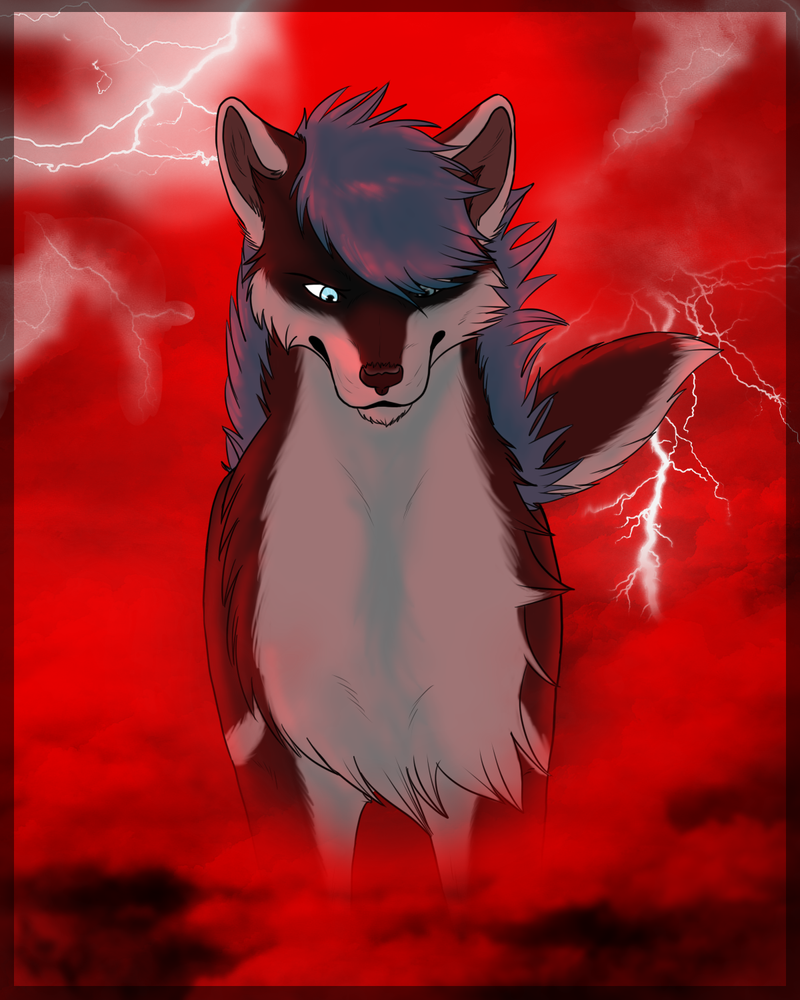 I'll Give You A Storm... by littlezombiesol