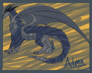 Atma - Screeching Metal by littlezombiesol