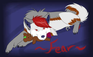 Fear AT - My Teddy by littlezombiesol