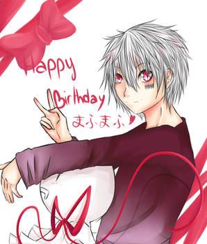 Mafumafu birthday