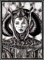 Queen Amidala by vvveverka