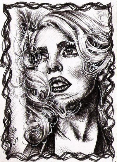 Lady Gaga by vvveverka