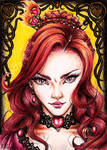 Melisandre of Ashai - The red woman