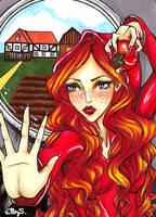 Scarlet by vvveverka