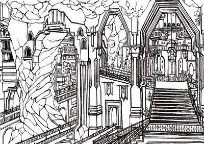 Halls of Erebor by vvveverka