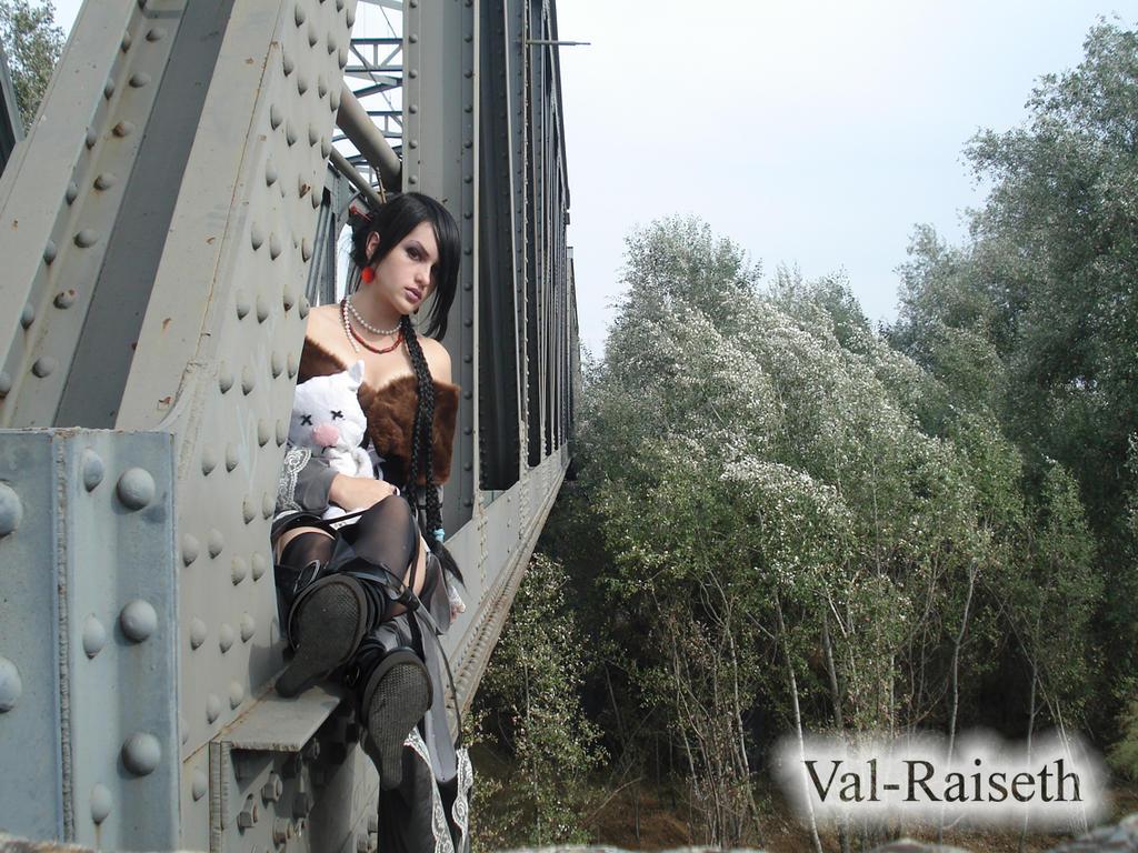 Cosplay Lulu Final Fantasy X by Val-Raiseth