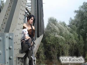 Cosplay Lulu Final Fantasy X