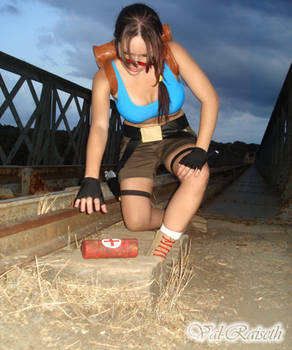 Lara Croft medipack