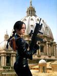 Lara Croft Cosplay - Saint Paul