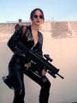 Lara Croft cosplay - Commando