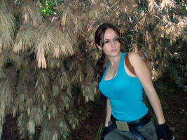 Tomb Raider starring Lara Croft by Val-Raiseth