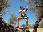 Tomb Raider III cosplay