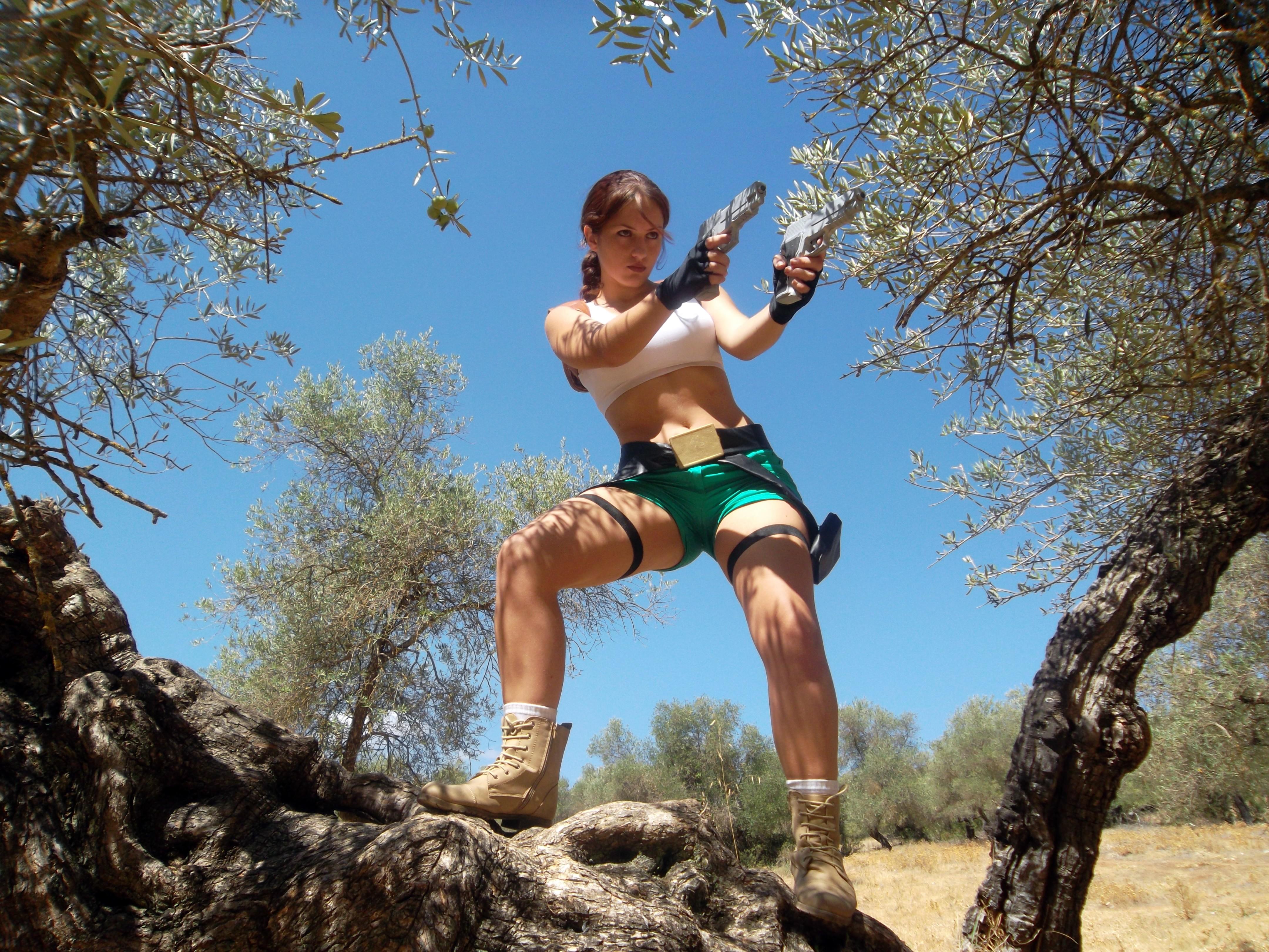 Tomb Raider III cosplay by Val-Raiseth