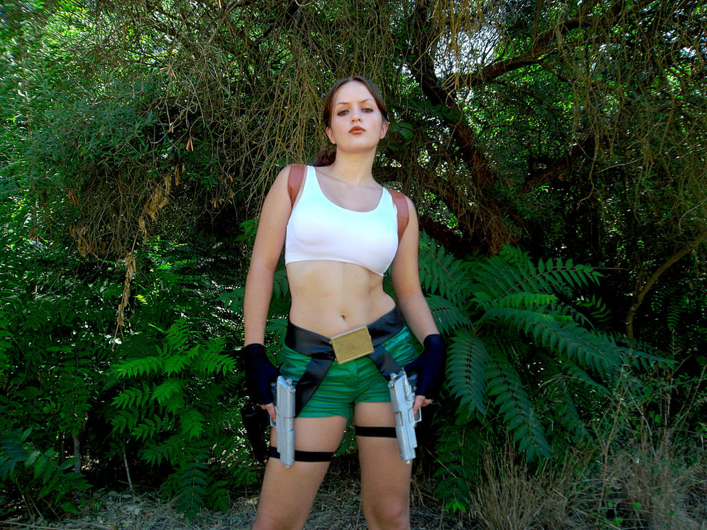 Lara Croft TRIII by Val-Raiseth
