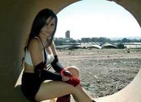 Tifa Lockhart cosplay by Val-Raiseth