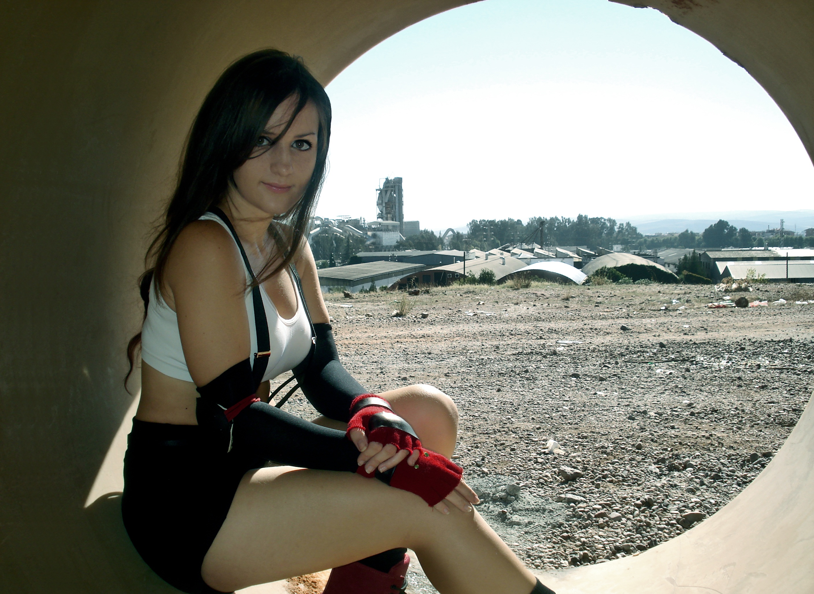 Tifa Lockhart cosplay by Val-Raiseth