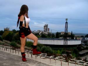 Cosplay Tifa