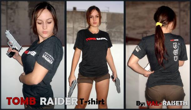 Tomb Raider 2013 T-shirt