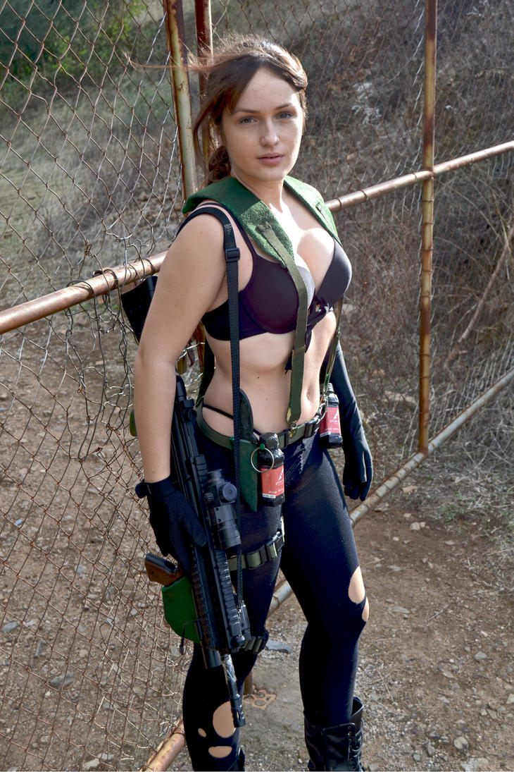 Quiet - Metal Gear Solid cosplay by Val-Raiseth