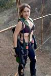Quiet - Metal Gear Solid cosplay