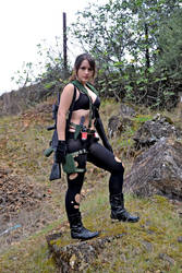 Quiet MGS Cosplay