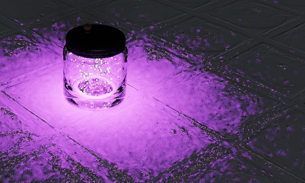The Wisp Jar