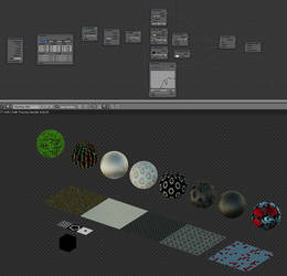 Download Shapespace Nodes for Blender Cycles by vasilnatalie