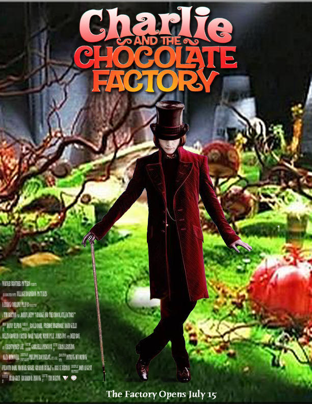 Willy Wonka And The Chocolate Factory 2005