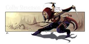 Rouge Assassin