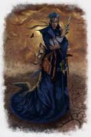 Sorcerer of Tiamat by ColbyStevenson