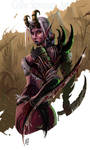 Demoness Warrior