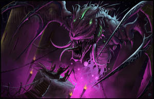 Demon Dragon by ColbyStevenson