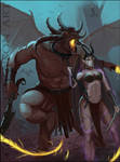 Balor and Succubus