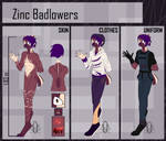 Zinc  Badlowers Ref