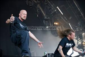 Hellfest 2008 - Meshuggah 09 by Liseth