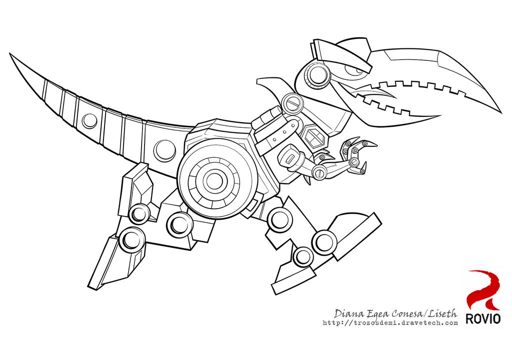 transformers coloring pages grimlock toy - photo#18