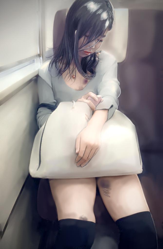 sleeping beauty by kjng