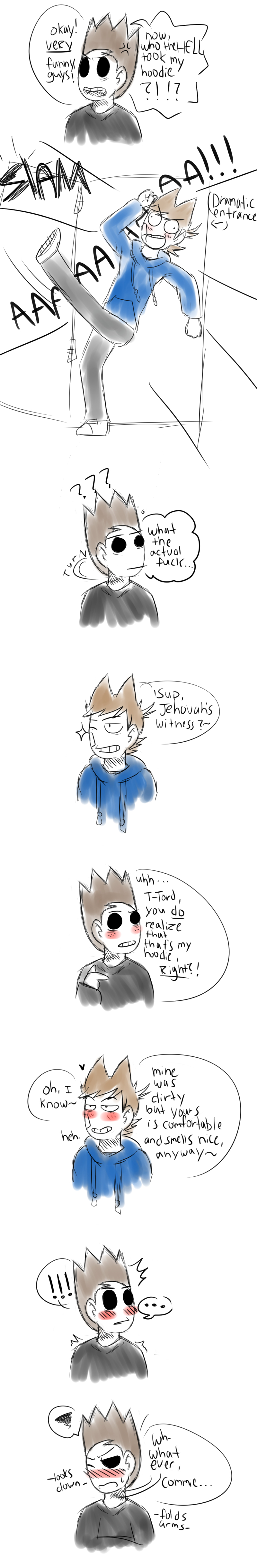 Eddsworld - TomTord comic by TimelessUniverse on DeviantArt