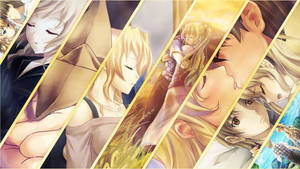 Katawa Shoujo - Lilly Timeline Wallpaper