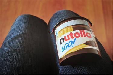 Nutella by Ghadi11