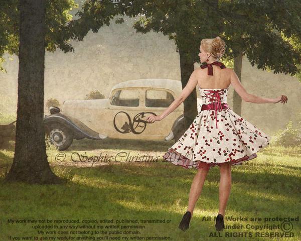 Cherry Lola by Sophia-Christina
