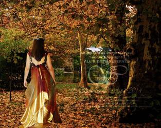 Autumn Comes by Sophia-Christina