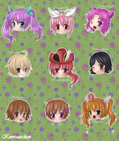 Xmas Gifts by Koori-sae-chan