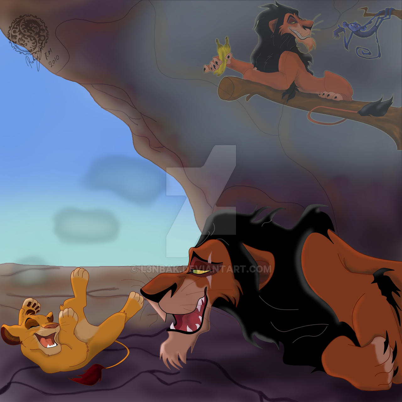 Lion king fanfiction xxx naked pic