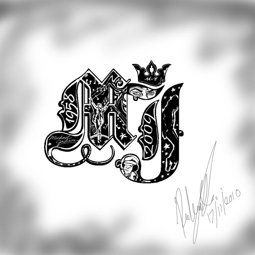 michael jackson tattoo request by l3nbak on deviantart. Black Bedroom Furniture Sets. Home Design Ideas